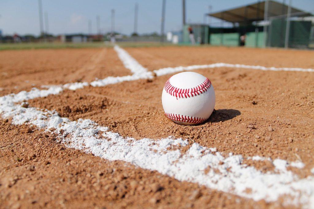 野球グラウンド