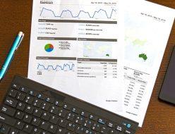 PCと分析データ